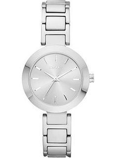 fashion наручные женские часы DKNY NY2398. Коллекция Stanhope