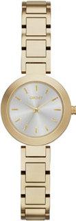 fashion наручные женские часы DKNY NY2253. Коллекция Stanhope