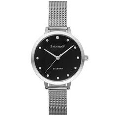 женские часы Earnshaw ES-8117-11. Коллекция Diamonds