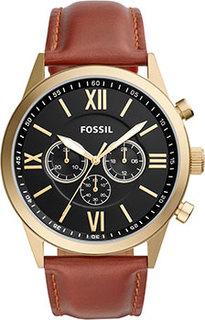 fashion наручные мужские часы Fossil BQ2261. Коллекция Flynn