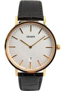 Японские наручные мужские часы Orient GW05002W. Коллекция Dressy Elegant Gents