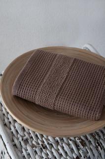 Кухонное полотенце Karna TRUVA 40x60 см (коричневый)