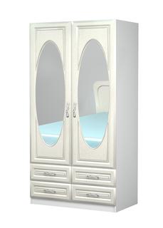 Шкаф двухдверный Жемчужина Премиум МК