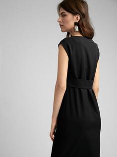Однотонное платье Emka