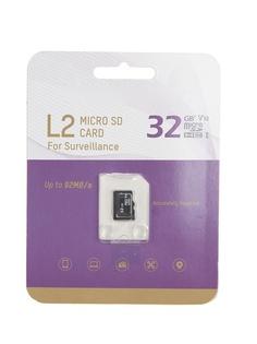 Карта памяти 32Gb - HikVision L2 Micro Secure Digital HC Class 10 UHS-I V10 HS-TF-L2/32G