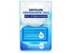 Воск для брекетов Dentalpik Orthodontic Wax Мята 05.4186-4