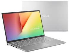 Ноутбук ASUS VivoBook F412FA-EB406T 90NB0L91-M06040 (Intel Core i5-8265U 1.6GHz/8192Mb/256Gb SSD/No ODD/Intel HD Graphics/Wi-Fi/Bluetooth/Cam/14/1920x1080/Windows 10 64-bit)