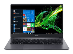Ноутбук Acer Swift SF314-57-340B NX.HJFER.009 (Intel Core i3-1005G1 1.2GHz/8192Mb/256Gb SSD/No ODD/Intel HD Graphics/Wi-Fi/Bluetooth/Cam/14.0/1920x1080/Windows 10 64-bit)