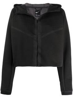 Nike укороченная стеганая куртка