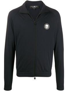 Hydrogen куртка с нашивкой-логотипом
