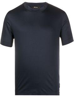 Z Zegna футболка облегающего кроя