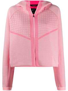 Nike куртка на молнии с капюшоном