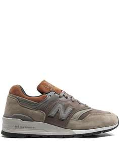 New Balance кроссовки 997 Made in USA Earth Tones