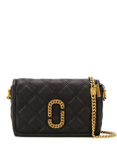 Marc Jacobs стеганая сумка на плечо Snapshot