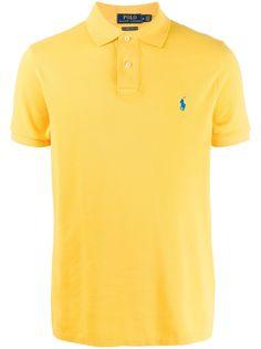 Polo Ralph Lauren рубашка-поло из ткани пике
