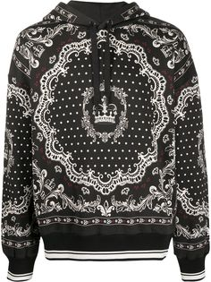 Dolce & Gabbana худи с принтом