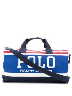 Polo Ralph Lauren сумка с полоской и логотипом