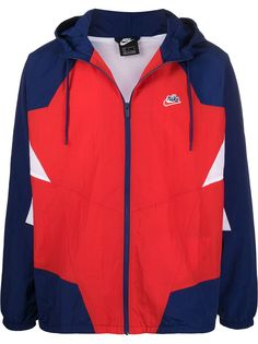 Nike куртка с капюшоном
