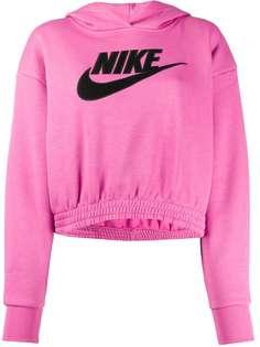 Nike худи с длинными рукавами и логотипом