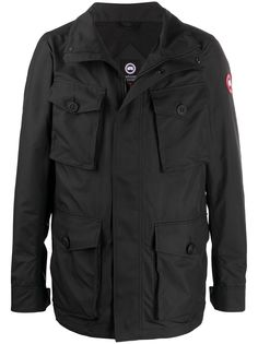 Canada Goose куртка Stanhope на молнии