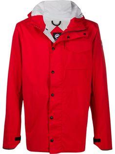 Canada Goose куртка на кнопках