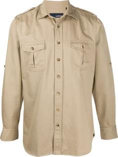 Lardini куртка-рубашка Roby