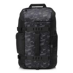 """Рюкзак 15.6"""" HP Odyssey DCamo, черный [7xg61aa]"""