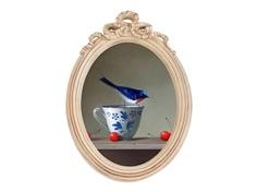 Картина мисс вишневка (object desire) мультиколор 30x45x2 см.