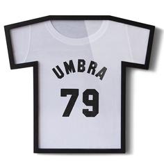 Рамка для футболки t-frame (umbra) черный 54x50x2 см.