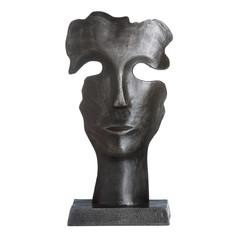 Декор настольный chere (to4rooms) серый 17.0x12.0x35.5 см.