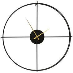 Часы «сенсей / ночь» (object desire) черный 4 см.