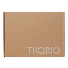 Плед essential (tkano) красный 130x180 см.