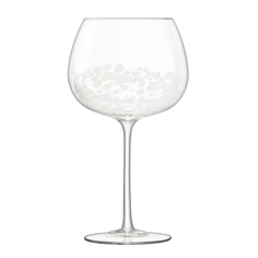 Набор бокалов stipple (2 шт) (lsa international) белый 24x21x12 см.