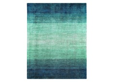 Ковер ivette ombre (carpet decor) бирюзовый 200x300 см.