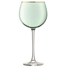 Набор бокалов sorbet (2 шт) (lsa international) зеленый 20x23x10 см.