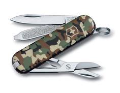 Нож-брелок Classic SD Camouflage VICTORINOX