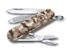 Нож-брелок Classic SD Desert Camouflage VICTORINOX