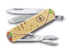Нож-брелок Classic Mexican Tacos VICTORINOX
