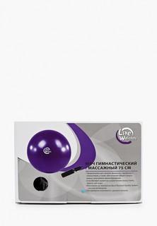 Мяч гимнастический Lite Weights 75 см.