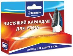 Карандаш для чистки подошвы утюга Topperr