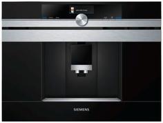 Встраиваемая автоматическая кофемашина Siemens