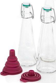 Набор емкостей для масла и соусов Glasslock