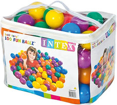 Пластиковые мячи для игровых центров Intex