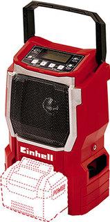 Радиочасы Einhell