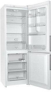 Двухкамерный холодильник Hotpoint-Ariston
