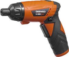 Аккумуляторная отвертка Daewoo Power Products