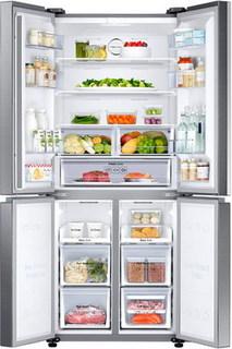 Многокамерный холодильник Samsung