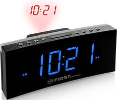 Радиочасы First