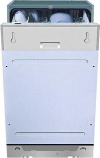 Полновстраиваемая посудомоечная машина DeLuxe