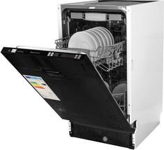 Полновстраиваемая посудомоечная машина Zigmund & Shtain
